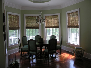 Beautiful Dining Room Shades